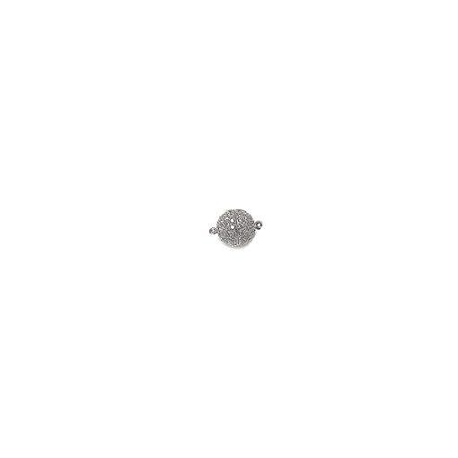 Pave Diamond Clasp
