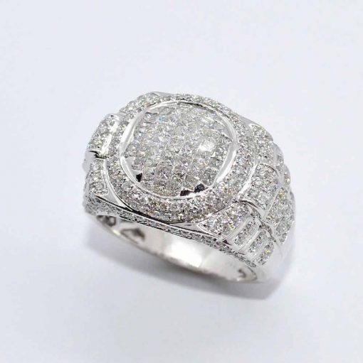 mens diamond engagement ring