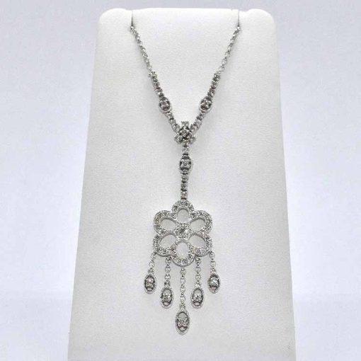 Diamond Chandelier Pendant