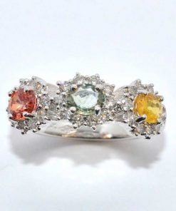 Diamond & Precious Stone Ring