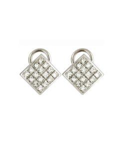 brllliant diamond earrings