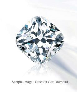 cushion cut diamond loose