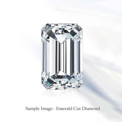 Emerald Cut Loose Diamonds