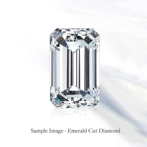 Emerald Cut Loose Diamonds