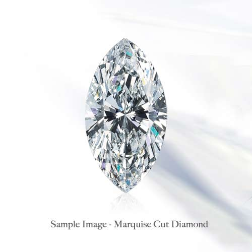 Loose Marquise Cut Diamonds