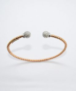 rope diamond bracelet