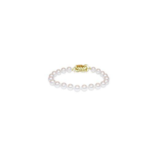 Japanese Akoya Pearl Bracelet