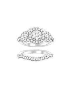 diamondcluster ring