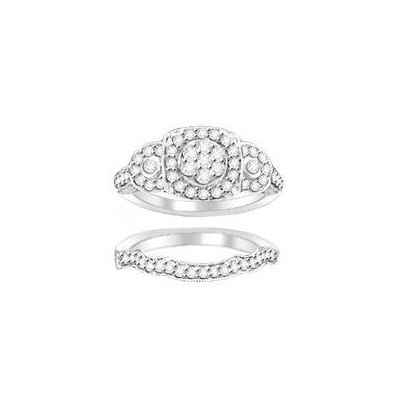 diamondcluster ring