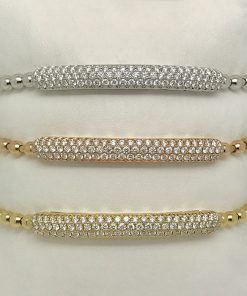 Diamond Stretchy Bangle
