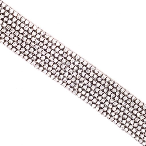 Diamond ennis Bracelet